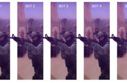 Как добавить ботов в CS:GO или CS 1.6