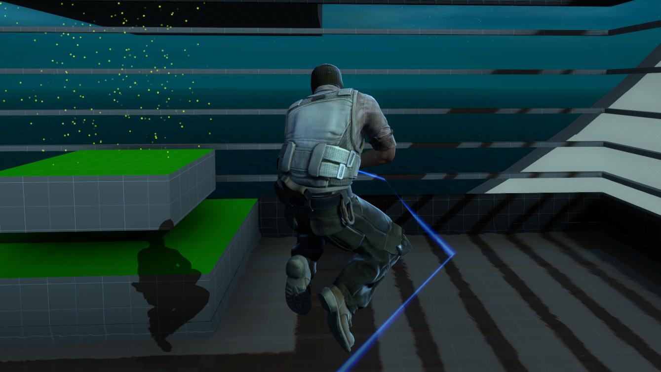 Как поменять прыжок на колёсико мыши в CS:GO