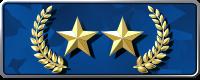 Звание Gold Nova II