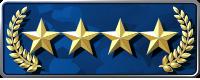 Звание Gold Nova IV