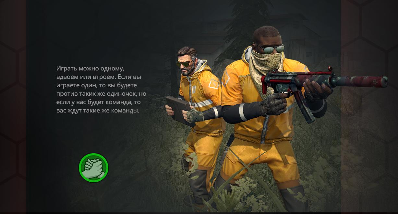 Играть с друзьями в Danger Zone