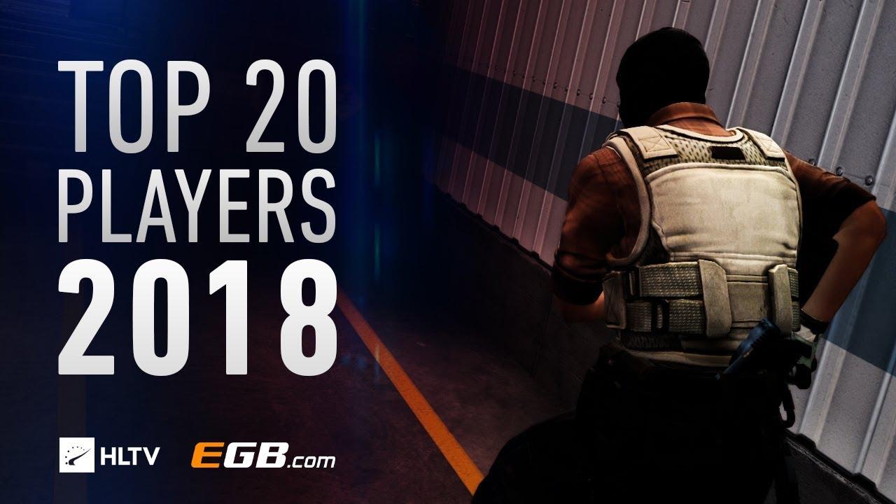 ТОП 10 лучших игроков в CS:GO за 2018 год
