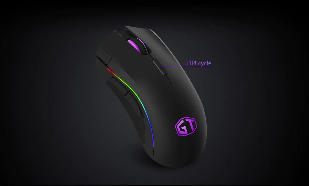 Лучшая игровая мышка для CS:GO с AliExpress