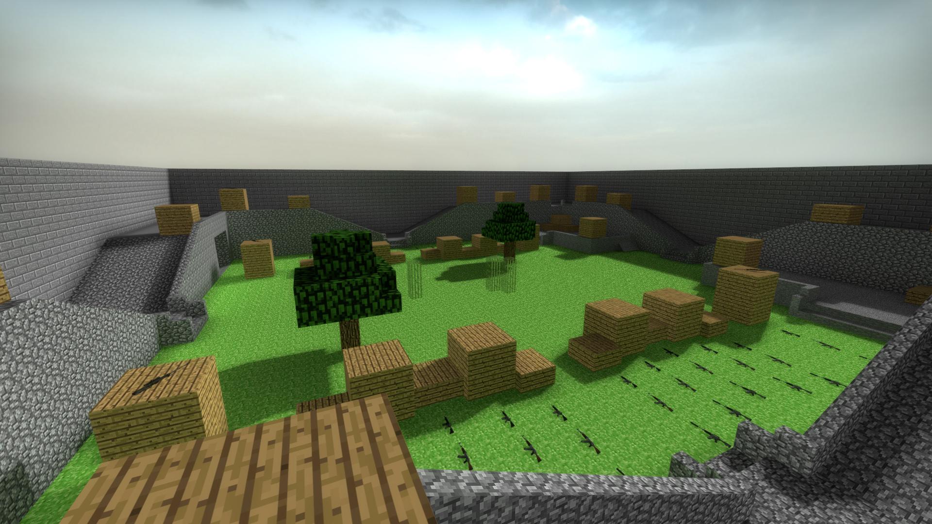Aim Minecraft
