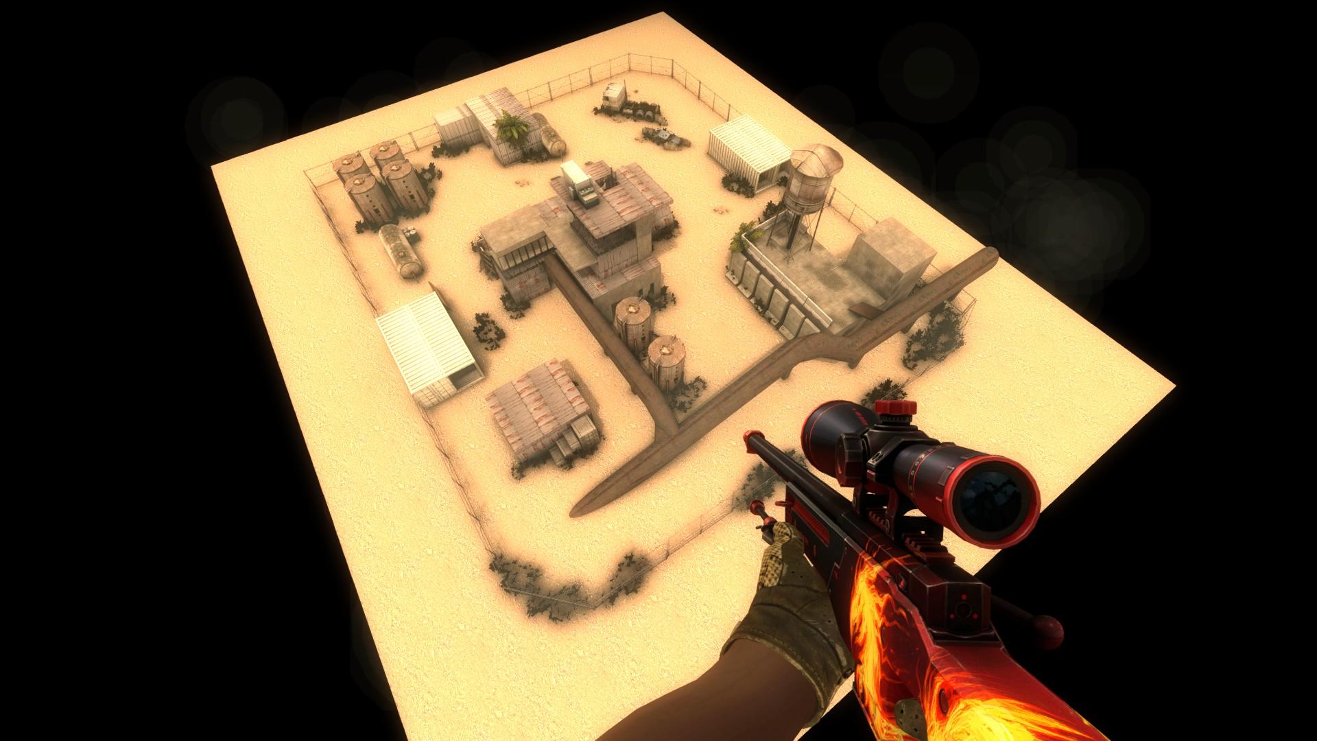 Скачать карту Rust для CS:GO