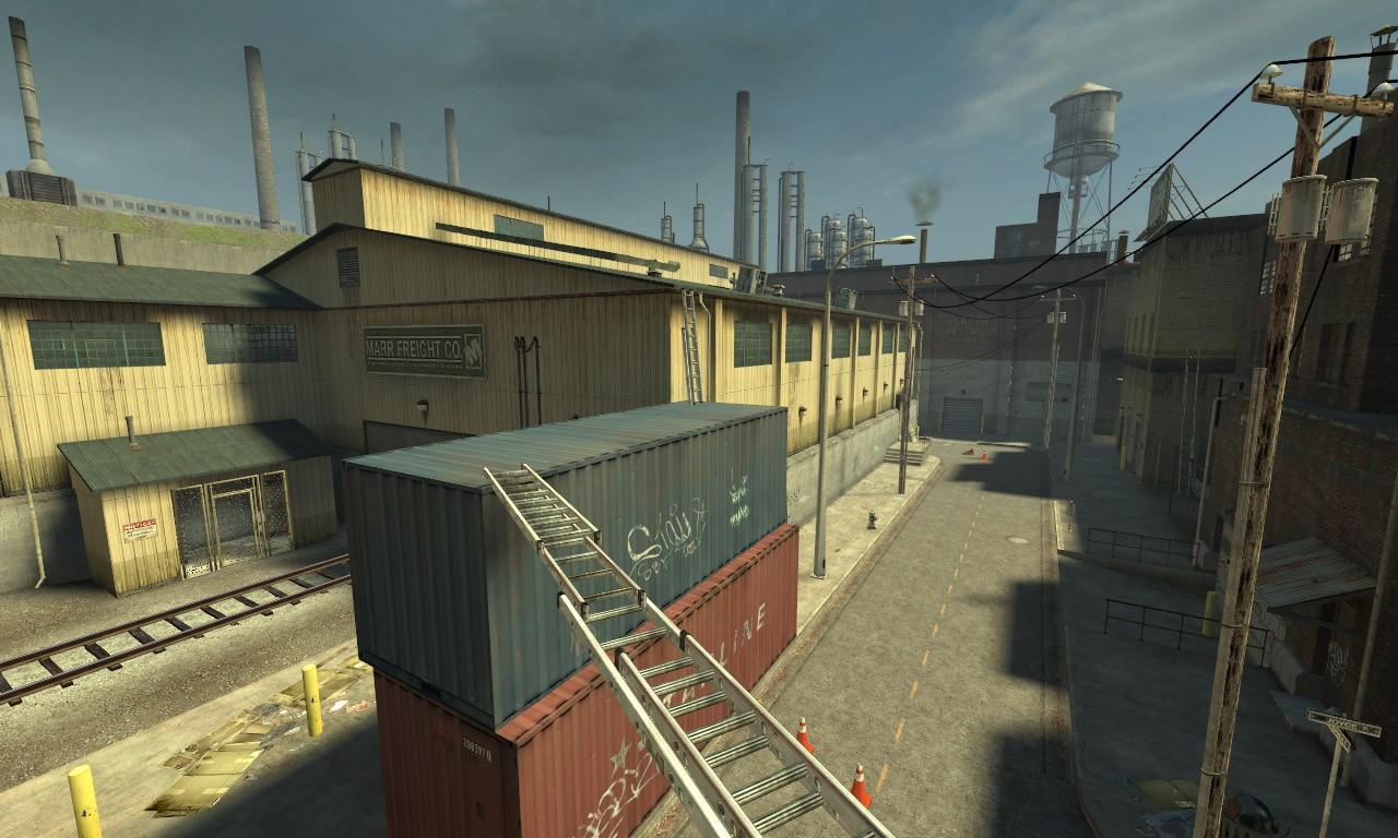 Скачать карту cs_assault в CS GO