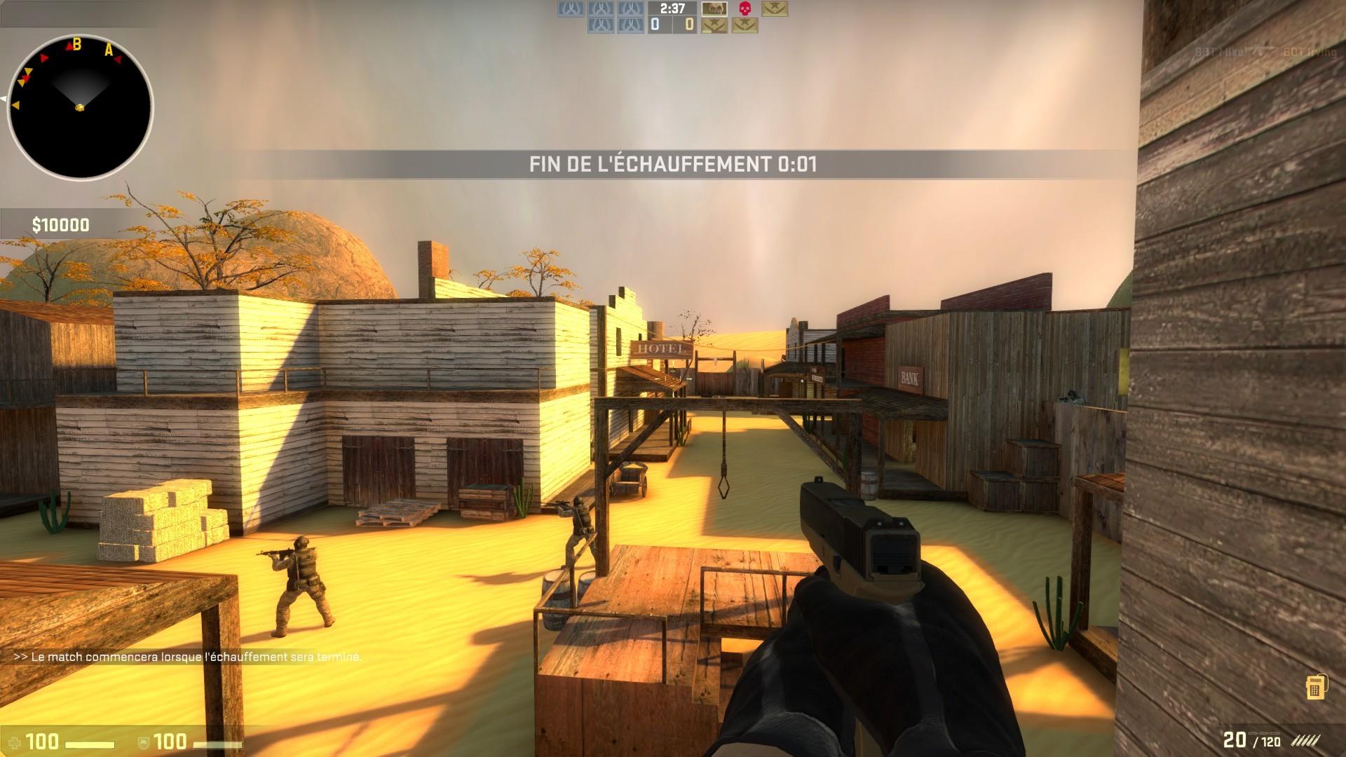 Скачать карту de_westwood для игры CS:GO