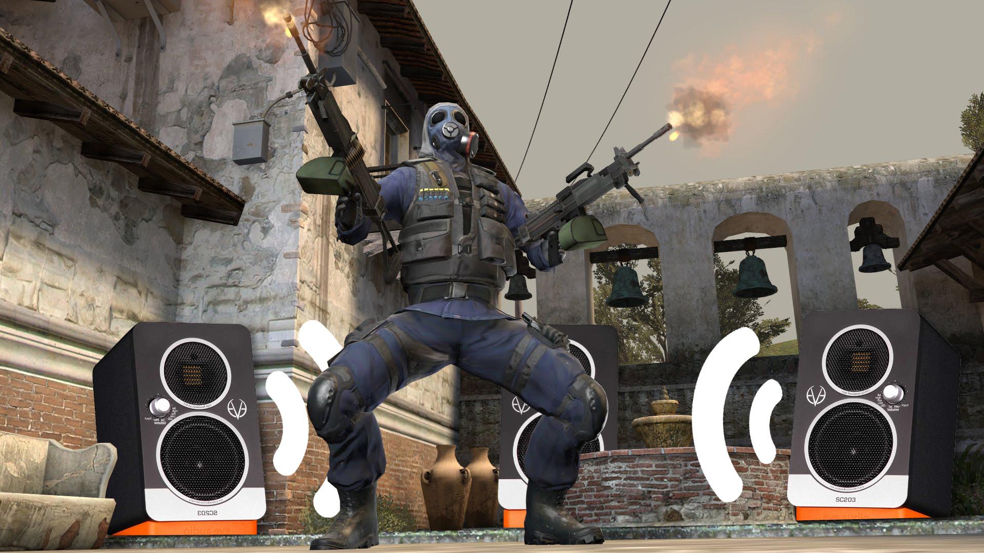 Лучший набор музыки для игры CS:GO