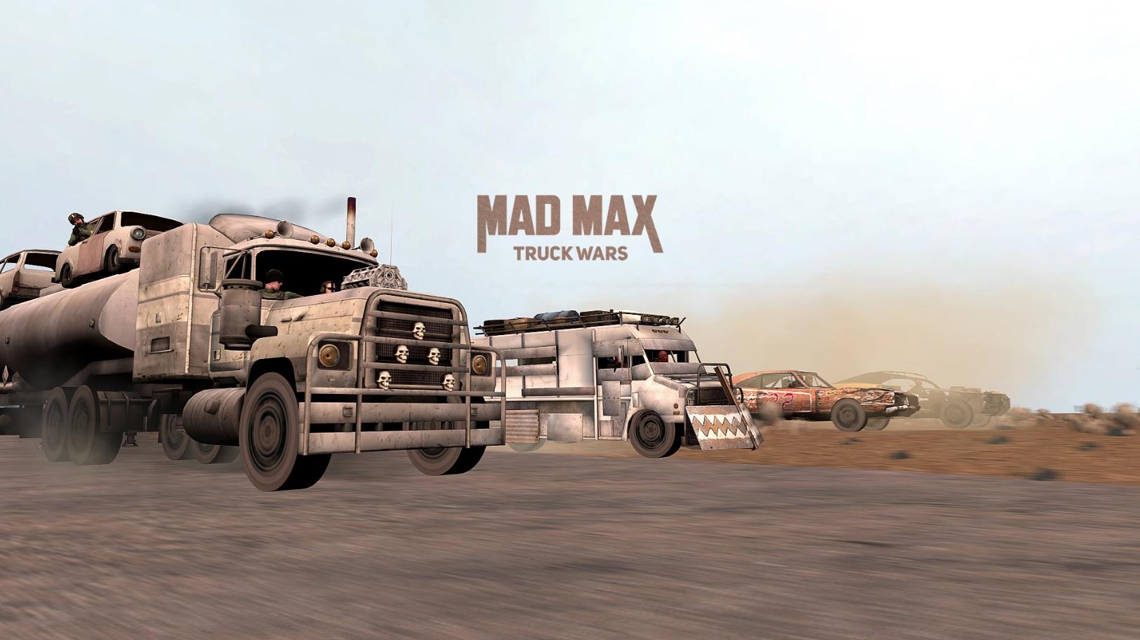 Скачать карту Truck Wars для CS:GO