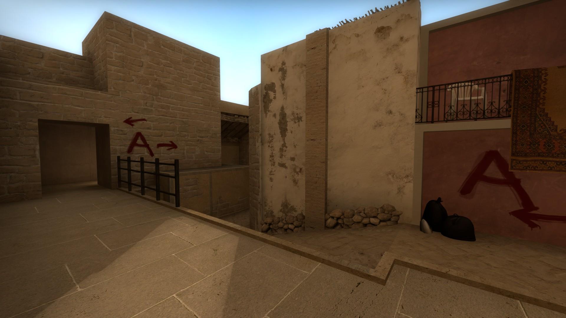 Скачать карту minimirage для CS:GO бесплатно