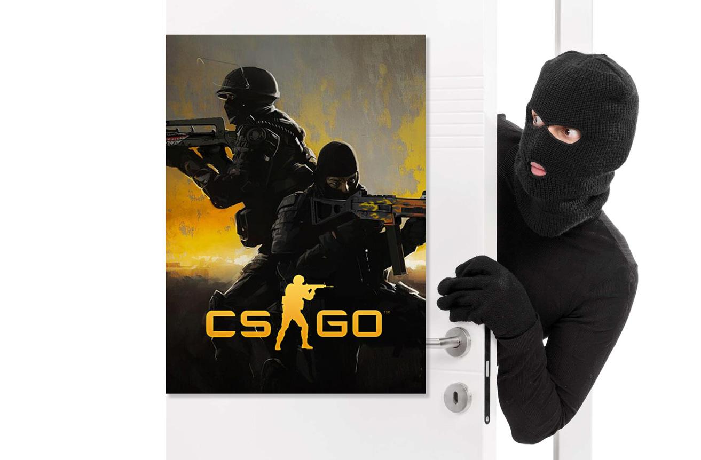 Новый способ украсть аккаунт в CS:GO - Как не попасться