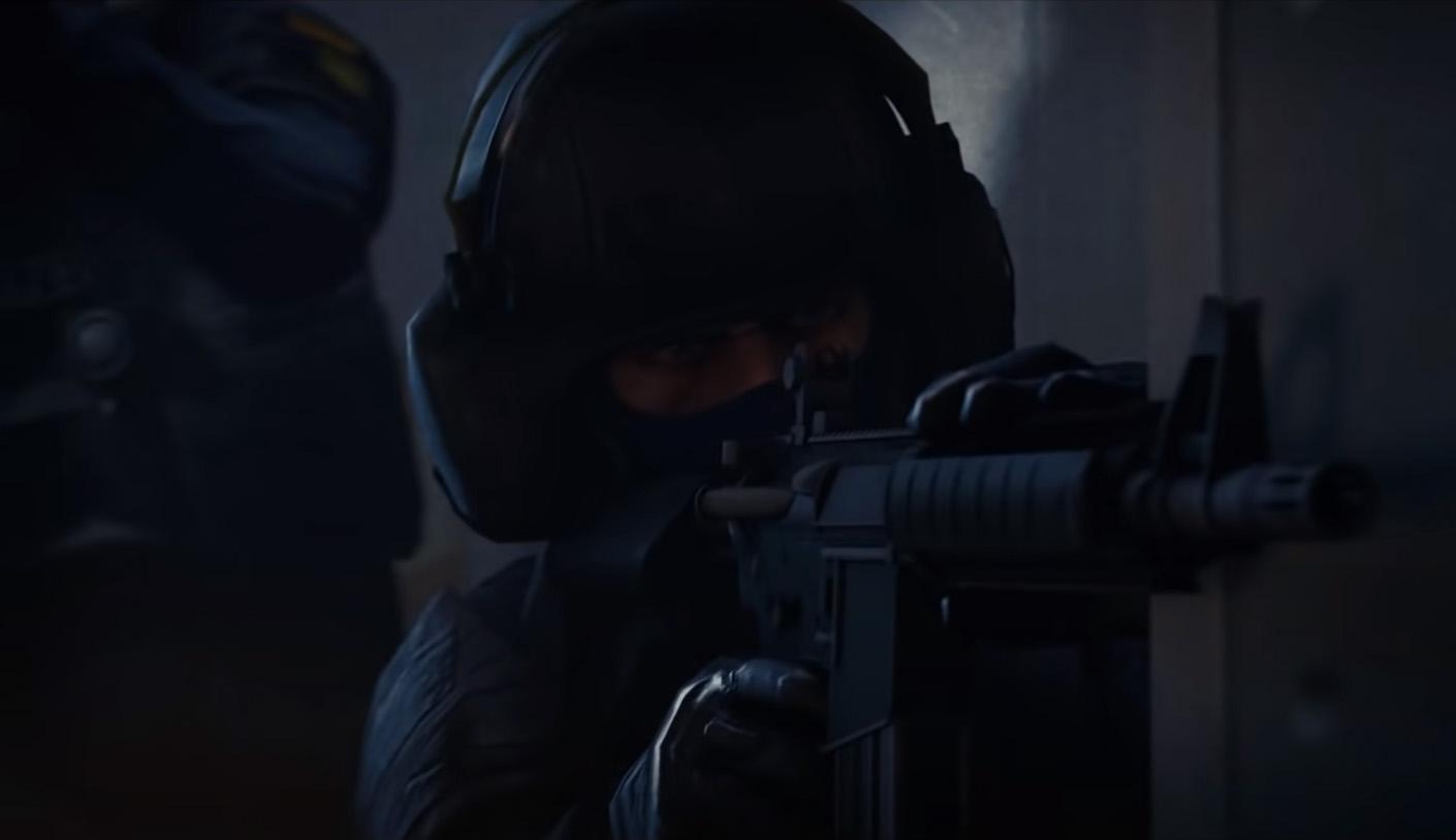 Официальный трейлер игры CS:GO