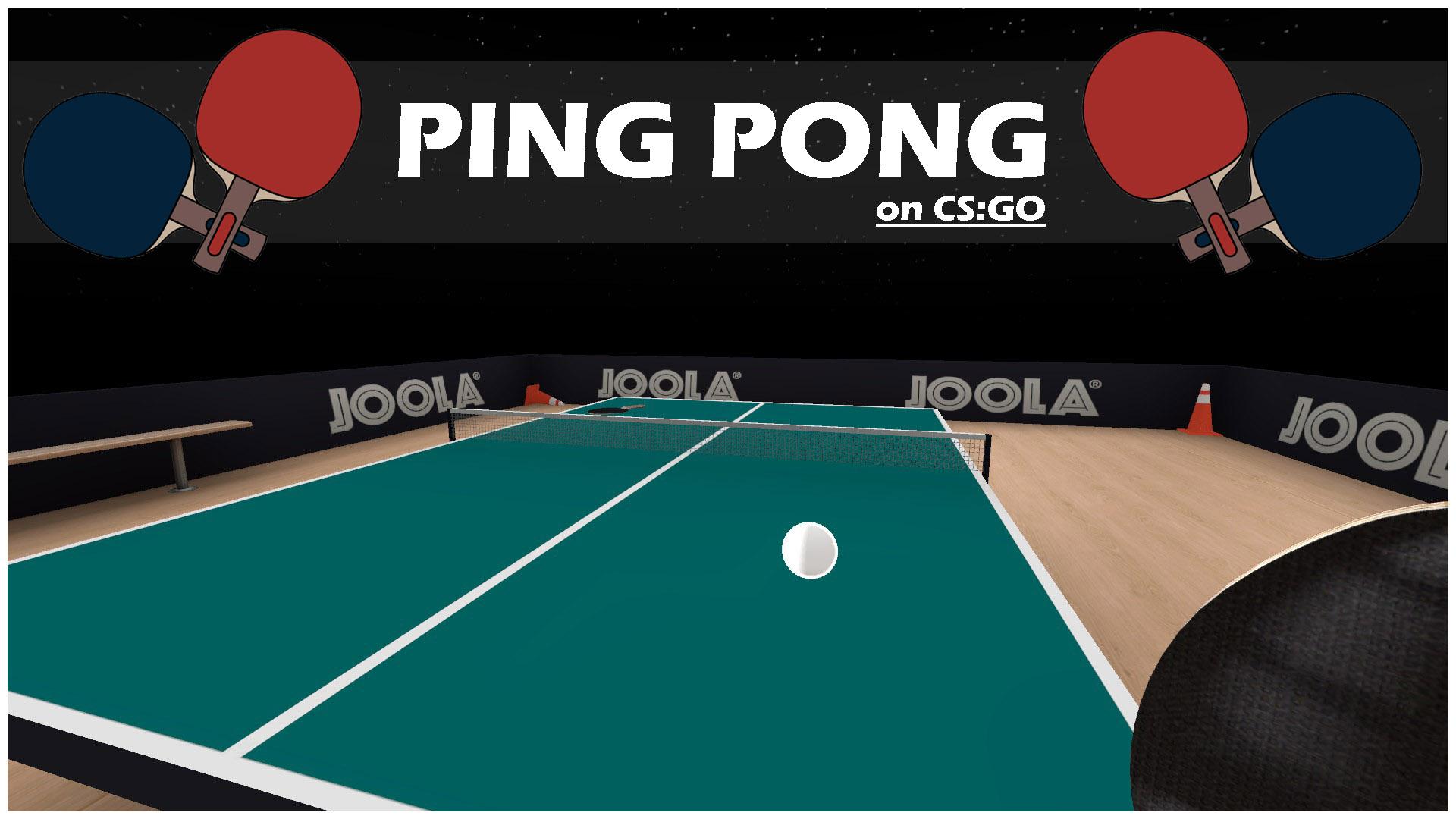 Скачать карту Table Tennis для игры CS:GO