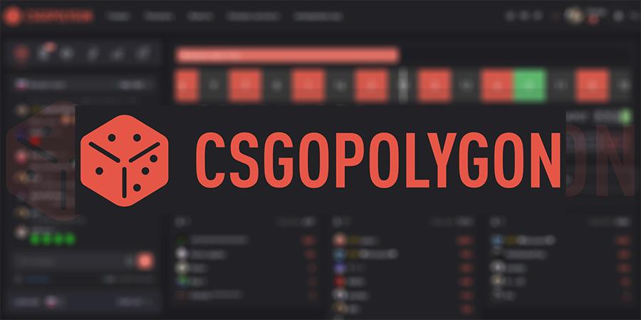 Промокод для сайта CSGOPolygon