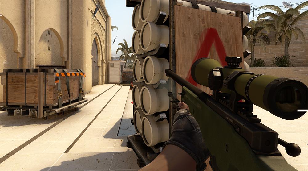 Прострел CS:GO