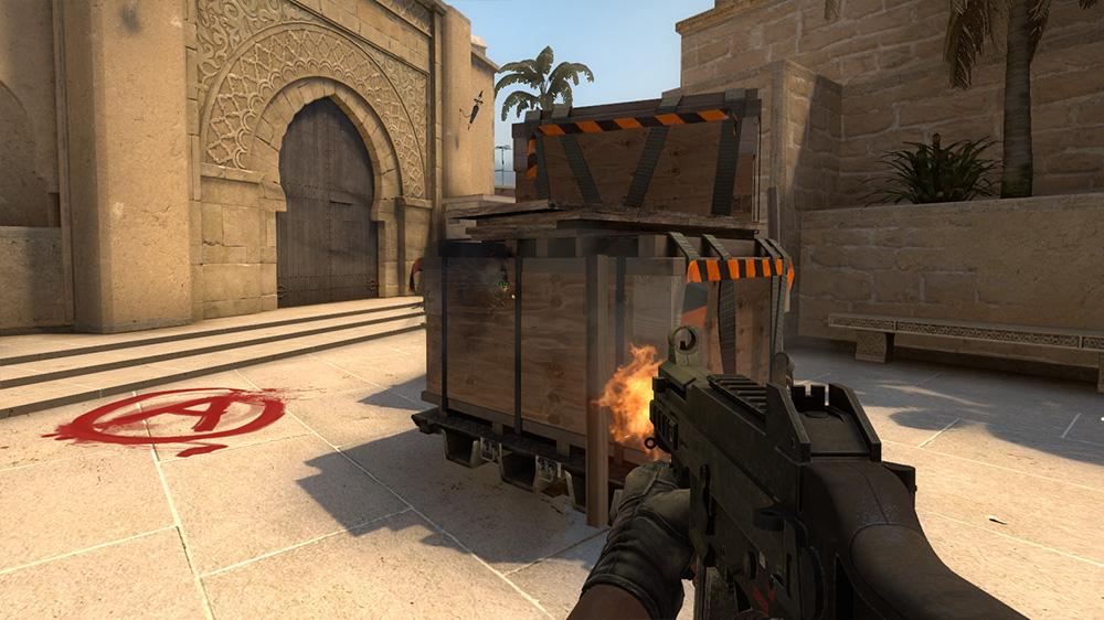 UMP-10 в CS:GO